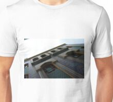 Muslin mosque facade with decorative mosaic. Unisex T-Shirt
