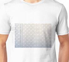 Decorative Muslim Arabic wall texture. Unisex T-Shirt