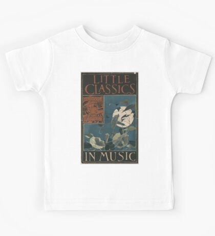 Artist Posters Little classics in music 0519 Kids Tee