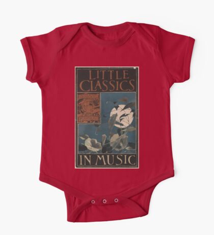 Artist Posters Little classics in music 0519 One Piece - Short Sleeve