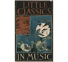 Artist Posters Little classics in music 0519 Photographic Print