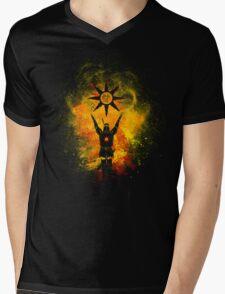 Praise the shirt Mens V-Neck T-Shirt