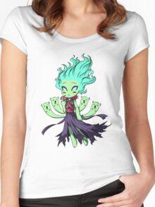 Death Prophet - DOTA 2 Women's Fitted Scoop T-Shirt