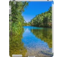 Gregory River Peacefulness iPad Case/Skin