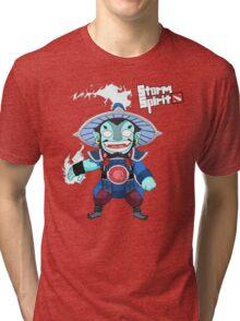 Storm Spirit - DOTA 2 Tri-blend T-Shirt