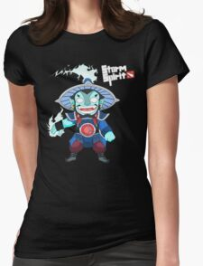 Storm Spirit - DOTA 2 Womens Fitted T-Shirt
