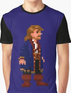 Guybrush (Monkey Island 2) Graphic T-Shirt
