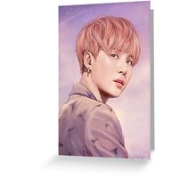 YOUNG FOREVER | suga  Greeting Card