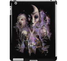 X iPad Case/Skin