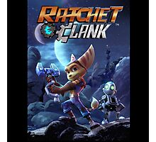 Ratchet And Clank The Movie Photographic Print