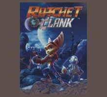 Ratchet And Clank The Movie Baby Tee