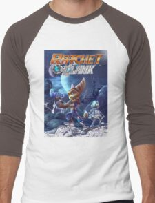 Ratchet And Clank The Movie Men's Baseball ¾ T-Shirt