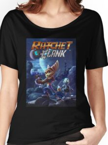 Ratchet And Clank The Movie Women's Relaxed Fit T-Shirt