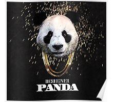 DESIIGNER PANDA TOP CHART Poster