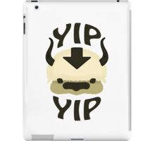 Yip Yip Appa! iPad Case/Skin