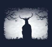 Herne The Hunter Appears One Piece - Long Sleeve