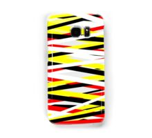 Reverse zipper Samsung Galaxy Case/Skin
