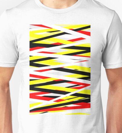 Reverse zipper Unisex T-Shirt
