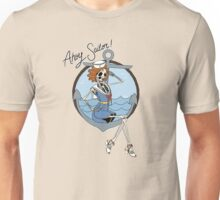 Skelly the Sailor Girl Unisex T-Shirt