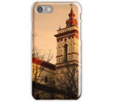 Sunset in Seville - San Roque iPhone Case/Skin