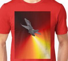 Shoot For The Sky - RAAF F/A-18 Design Unisex T-Shirt