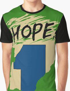 Hope!! (time machine) Graphic T-Shirt