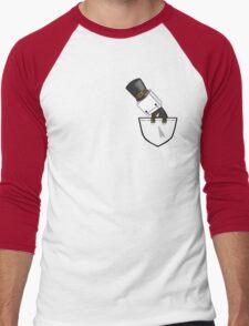 Hatty Men's Baseball ¾ T-Shirt