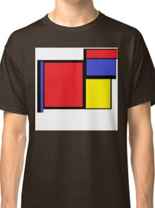 Tribute to 80's Mondrian Classic T-Shirt