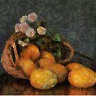 Mango Basket by Gilberte