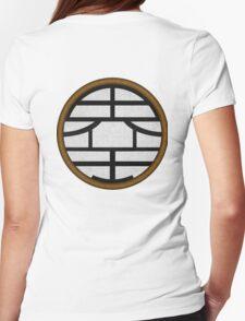 King Kai Symbol Womens Fitted T-Shirt