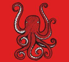 Octopus Kids Tee