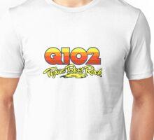 Q102 Texas Best Rock Unisex T-Shirt