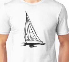 Sailingboat Unisex T-Shirt