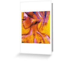 Time # Greeting Card