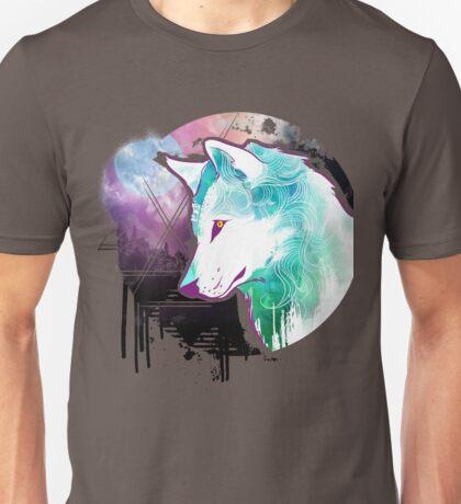 Wolf Aura Grunge Unisex T-Shirt