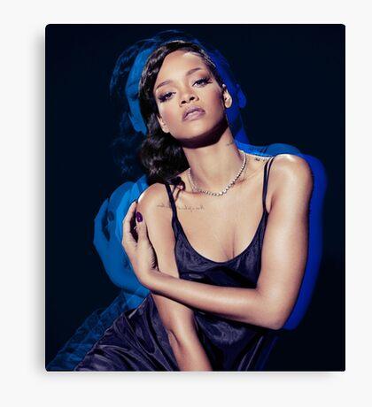 Rihanna Anti 1 Canvas Print