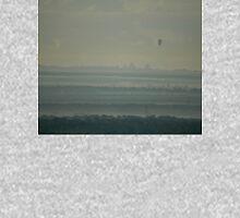 Hot Air Balloon Over Cumberland Plain Unisex T-Shirt