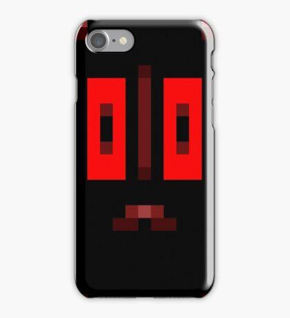 Napstablook Underfell iPhone Case/Skin