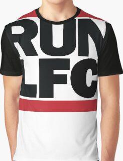RUN - LFC Graphic T-Shirt