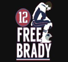 Free Brady - Tshirt Kids Tee