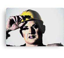 Butch Queen Metal Print
