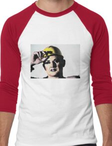 Butch Queen Men's Baseball ¾ T-Shirt