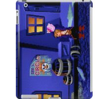 Guybrush and the voodoo (Monkey Island 2) iPad Case/Skin