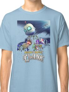 Ratchet & Clank 2016 movie animation Classic T-Shirt