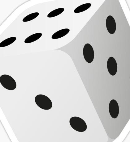 Dice roller Sticker