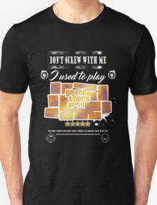 We not psycho, but we used to. Unisex T-Shirt