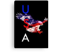 USA - EAGLE 2 Canvas Print