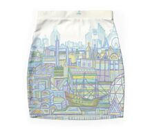 Megatropolis, Marina District Mini Skirt