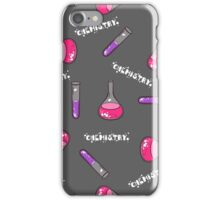 Test-tubes Purple And Pink iPhone Case/Skin