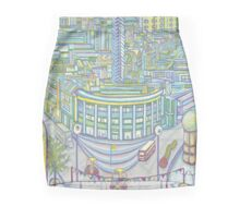 Megatropolis, Caterpillar District  Mini Skirt